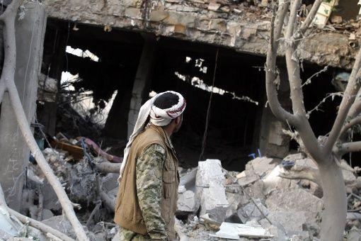 26 niños yemeníes son asesinados en un ataque aéreo realizado por Arabia Saudí