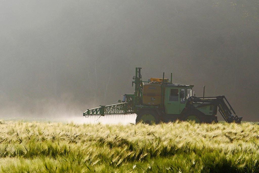 Un estudio afirma que el 83% de los suelos agrícolas europeos están contaminados con uno o más plaguicidas