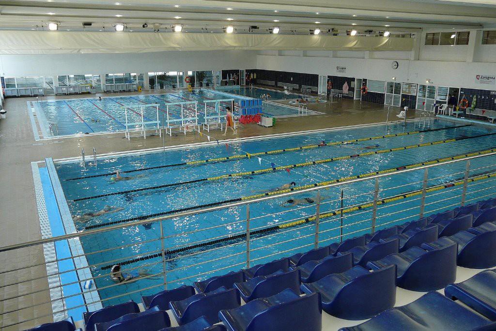 Comienza la temporada de piscinas cubiertas