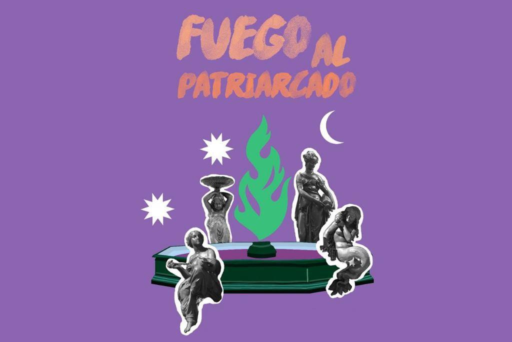 Colectivos feministas de Uesca lanzan un protocolo contra agresiones machistas