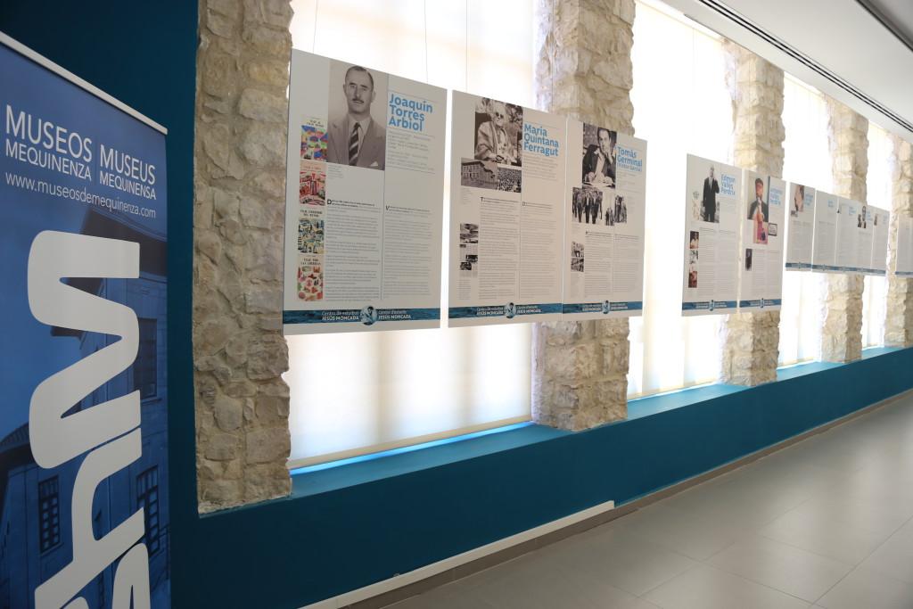'Mequinenza: un lugar, grandes historias', la primera exposición producida por el Centro de Estudios Jesús Moncada