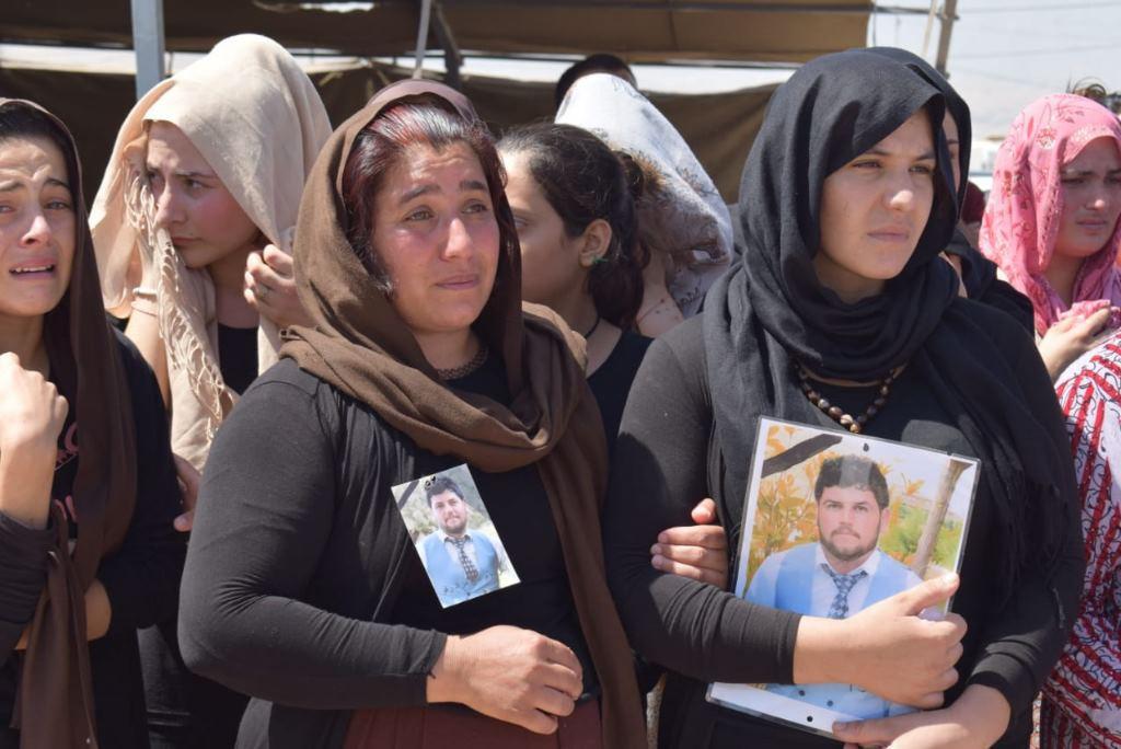 Cuatro años después del genocidio al pueblo yazidí en Sinjar