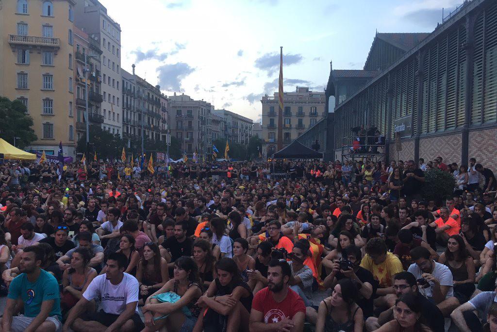 La izquierda independentista reivindica el poder popular como única vía hacia la independencia