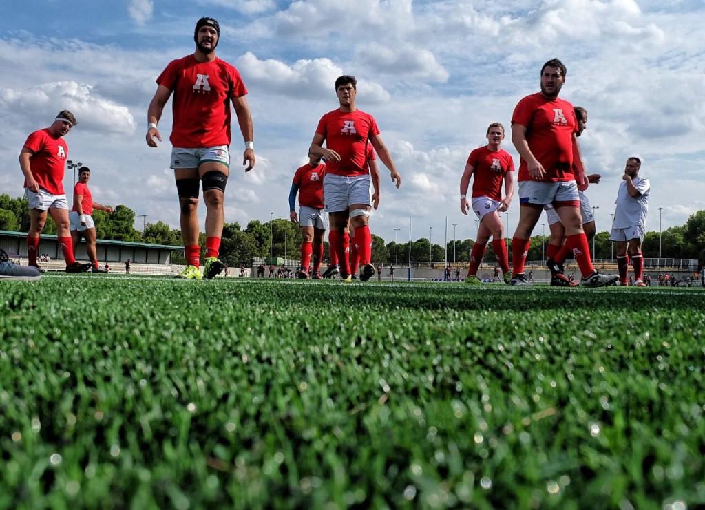 El campo de rugby del CDM Cañada incrementará sus usos un 30% con el nuevo césped artificial