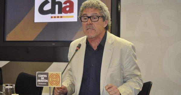 """Gregrorio Briz: """"PP y Ciudadanos quieren desmantelar en los Tribunales los avances políticos del aragonesismo"""""""