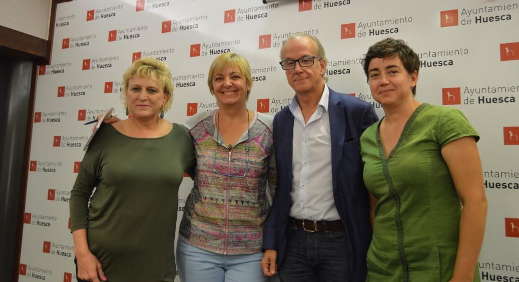 """Cambiar Huesca ejercerá una oposición """"firme, necesaria, coherente y de izquierdas"""""""