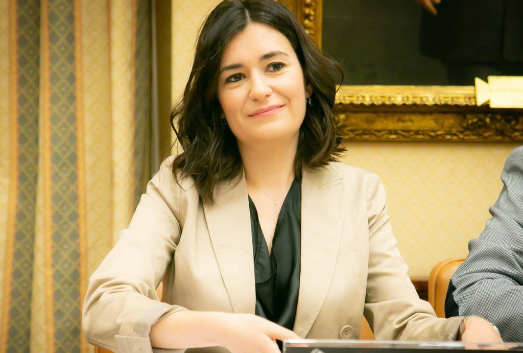 Las notas de Carmen Montón fueron manipuladas después de terminar el máster