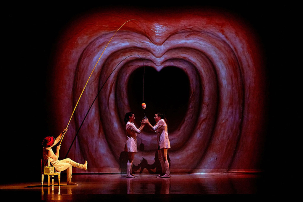 Doble cita del Teatro Arbolé en la Feria Internacional de Teatro y Danza de Uesca