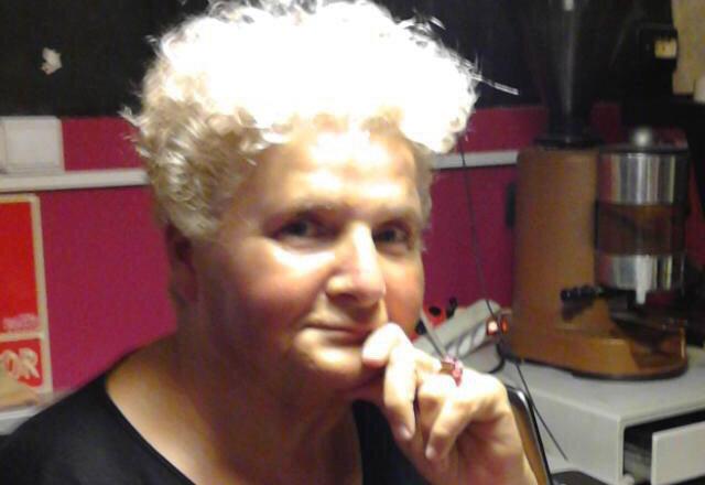 Conchi Arnal, pionera en la autodefensa feminista en Aragón y defensora de los derechos de las mujeres y de las personas LGTBIQ, Hija Adoptiva en los Pilares 2018