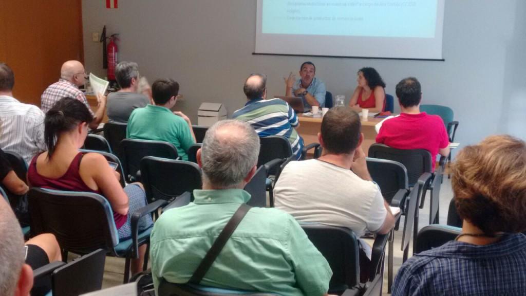 Entidades sociales valoran la Estrategia de Consumo Responsable de Zaragoza con el objetivo de sensibilizar a la ciudadanía