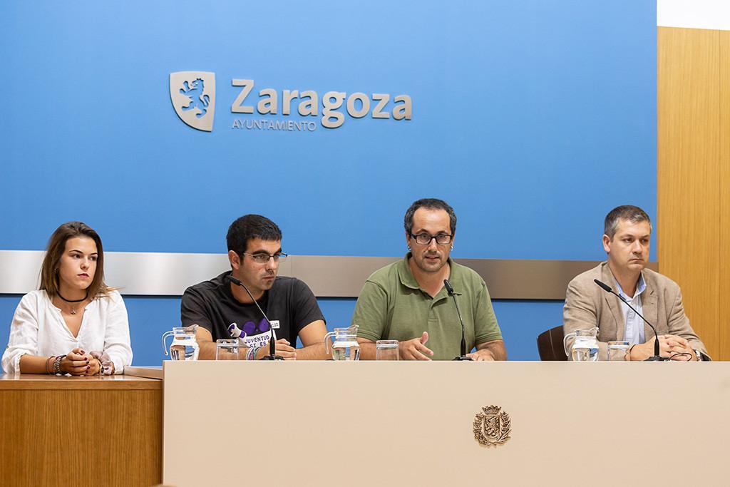 El Ayuntamiento de Zaragoza recurrirá al TSJA para seguir adelante con el servicio del 010