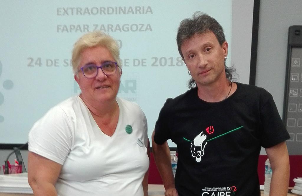 Miguel Ángel Sanz Gómez, nuevo presidente de FAPAR