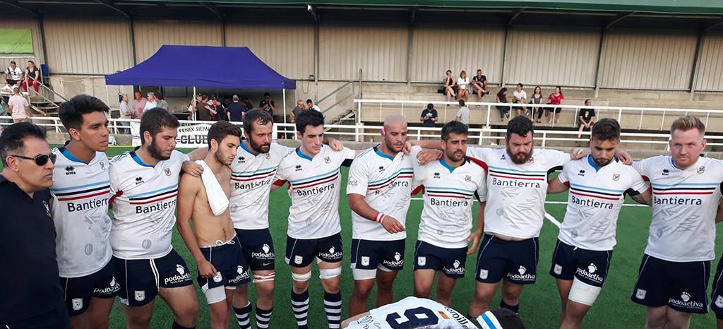 El Rugby Fénix vuelve a vencer con bonus y sigue líder