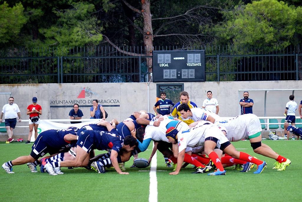 """El Rugby Fénix se adjudica el Memorial """"Paco Usero"""""""