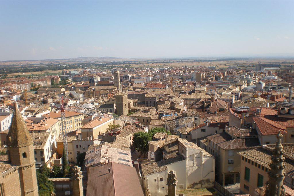 IU pregunta al Gobierno de Aragón por la falta de parque público de vivienda de alquiler en Fraga