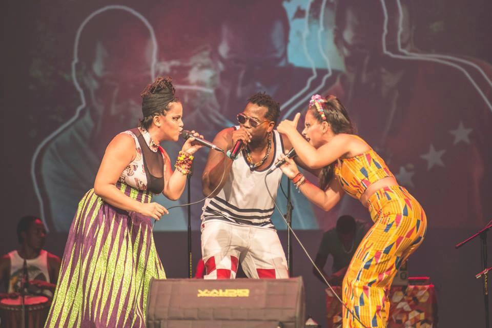 El folclore y hip hop colombiano llegan a Zaragoza de la mano de Haga Que Pase