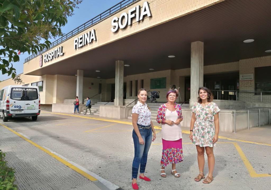 Podemos pide impulsar nuevos convenios sanitarios entre Aragón y Nafarroa