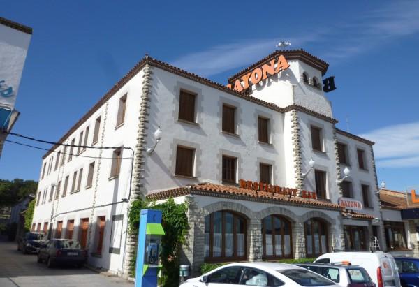 Hotel Bayona en La Panadella. Foto: Isidre Blanc (CC BY-SA 4.0)