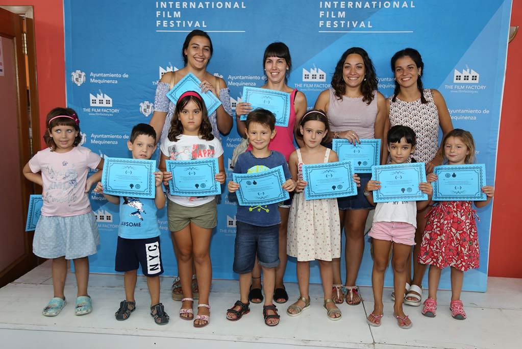 La primera jornada del III Mequinenza International Film Festival constata la calidad de las obras presentadas