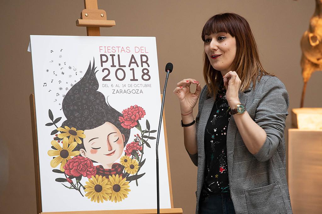Más de 500 actos en el programa oficial de las Fiestas del Pilar 2018