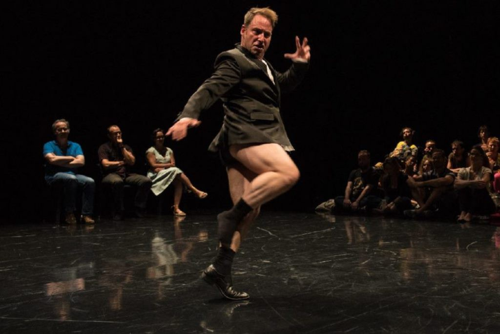La segunda edición del Festival Internacional ZGZ Escena trae a Zaragoza a uno de los mejores bailarines del mundo
