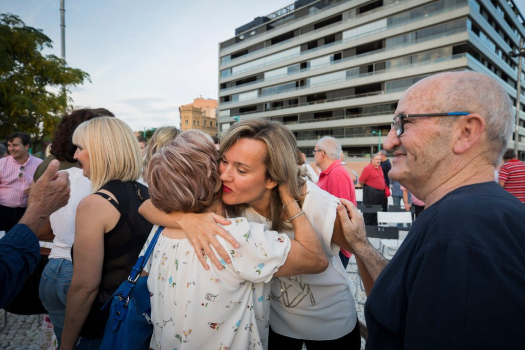 El CIS muestra a Pilar Alegría como alcaldesa de Zaragoza
