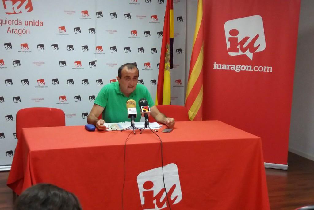 Un 91'3% de la militancia de IU Zaragoza apuesta por continuar en Zaragoza en Común