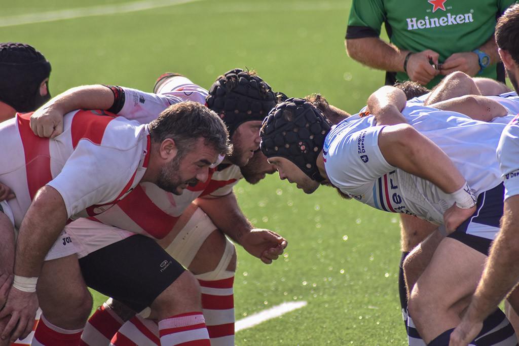 Tras su espectacular arranque liguero, el Fénix Rugby visita a un siempre díficil UE Santboiana B