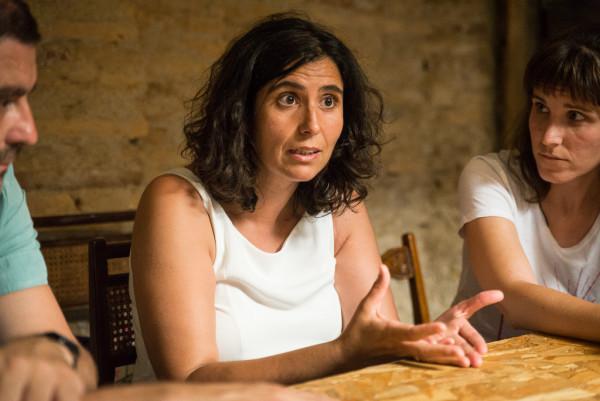 Carmen Belén Benedé Azagra. Foto: Pablo Ibáñez (AraInfo)