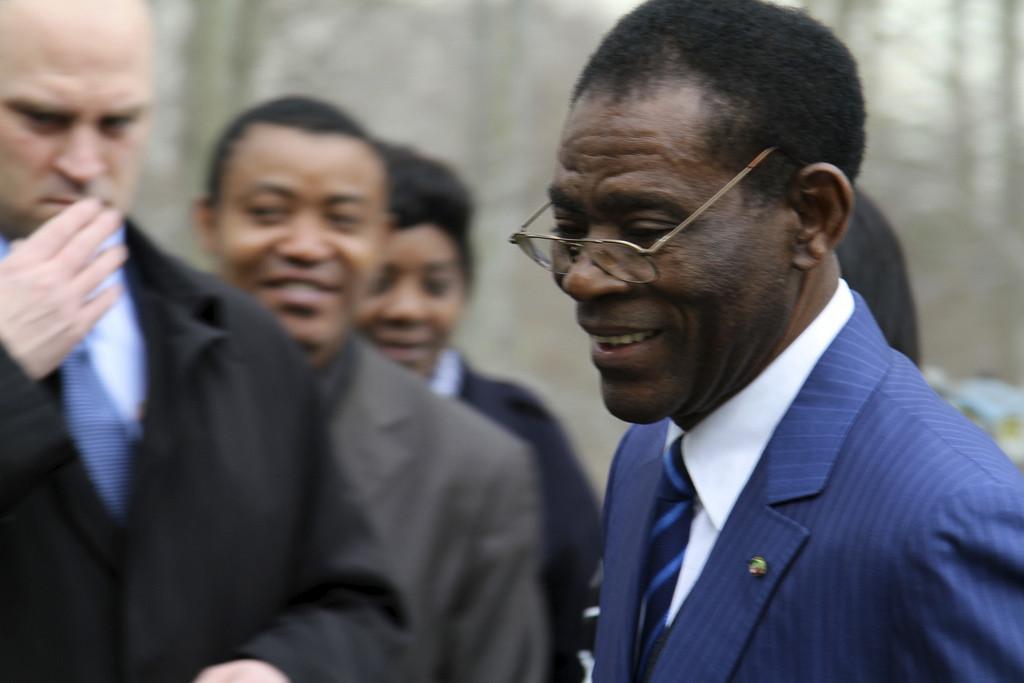 """La UE sigue de cerca la situación política en Guinea Ecuatorial y el """"inmovilismo"""" de la dictadura de Teodoro Obiang y su familia"""