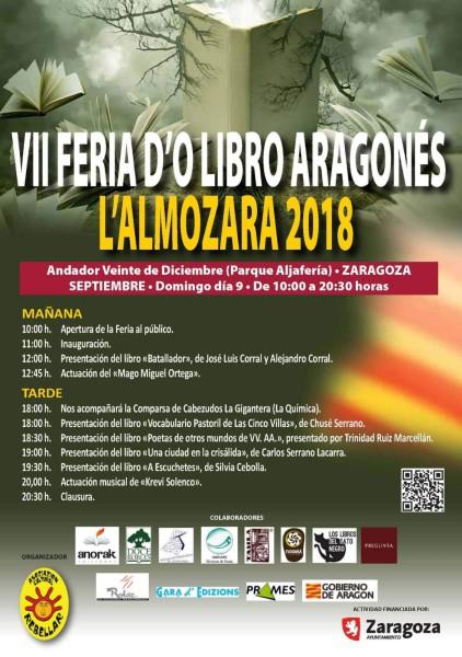 VII Feria d'o libro aragonés