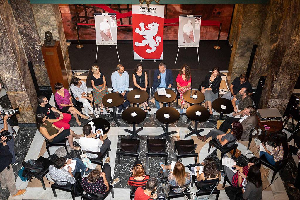 Veinte espectáculos llenarán los espacios teatrales en el tercer Festival Internacional ZGZ Escena