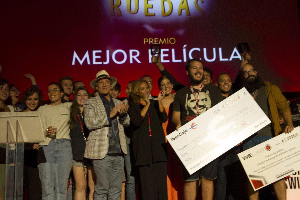 'Sobre ruedas' de Rubén Pascual y dos cortometrajes de México y Turquía, ganadores del Desafío Buñuel 2018