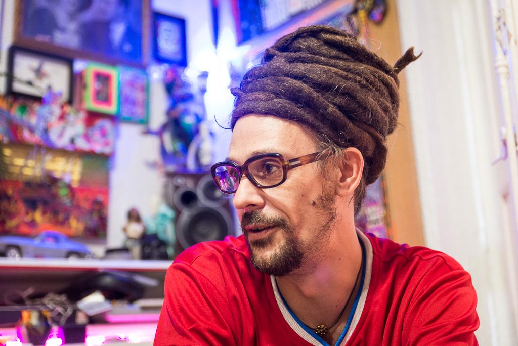 Mr. Pendejo. Foto: Pablo Ibáñez