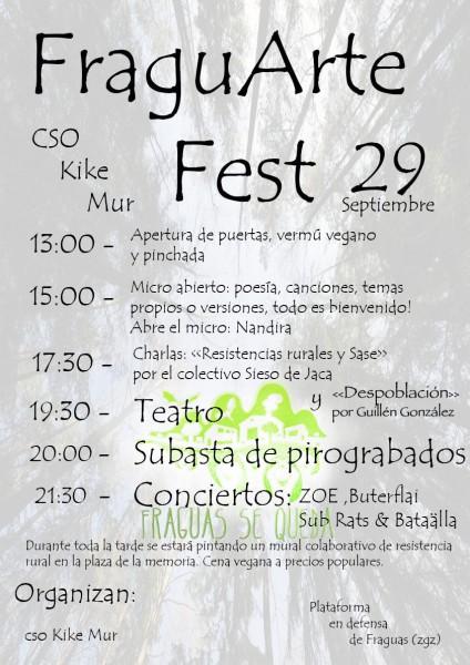 Foto: FraguArte Fest