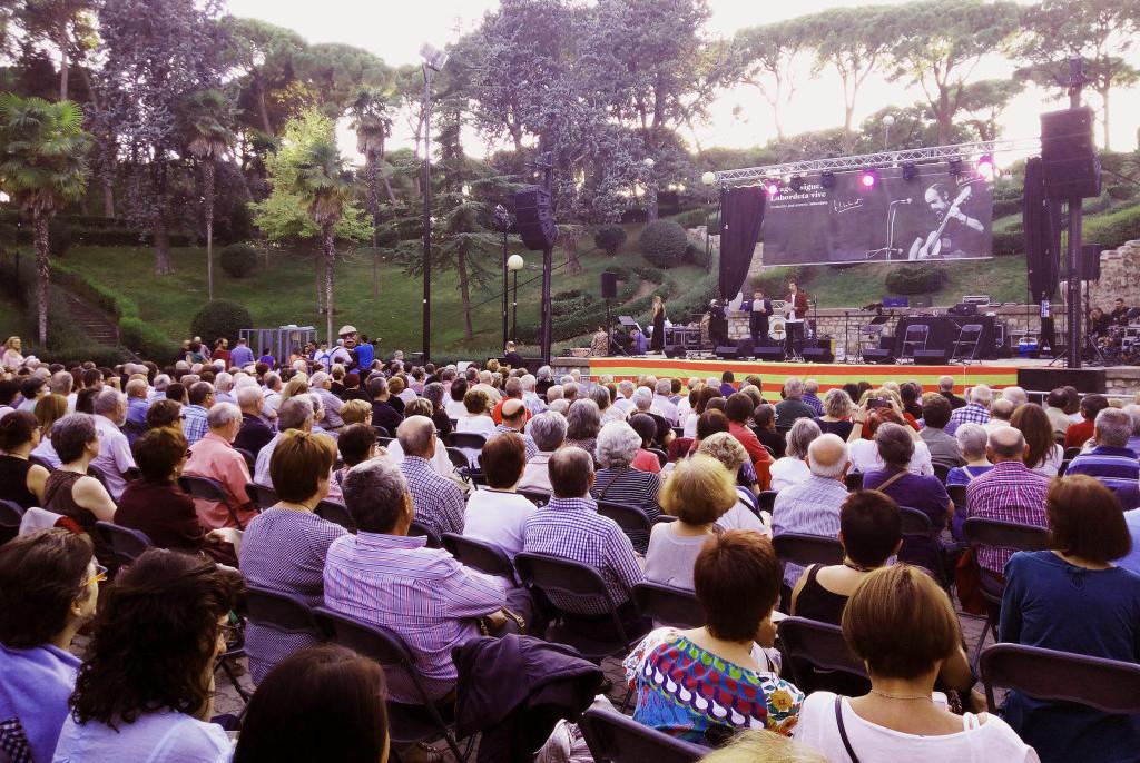 La Ronda de Boltaña, Montse Castellá y Jorge Perna se encargarán de poner la música en el homenaje a José Antonio Labordeta