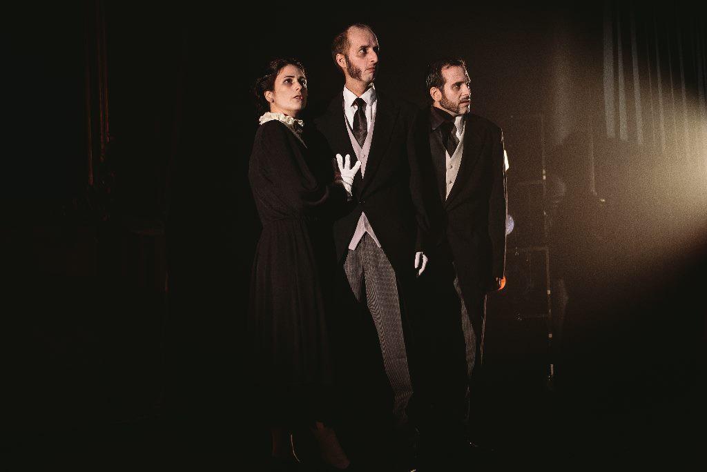 El show aragonés de 'impro' Mariví Mansión triunfa a nivel estatal