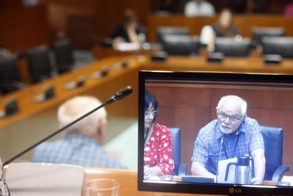 Las plataformas de lucha por unas pensiones dignas de Aragón se unen en una misma coordinadora