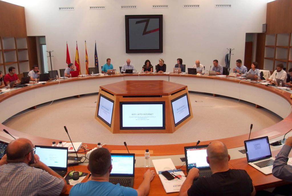 Zaragoza acoge un encuentro del programa europeo de gestión y transparencia 'TheyBuyForYou'