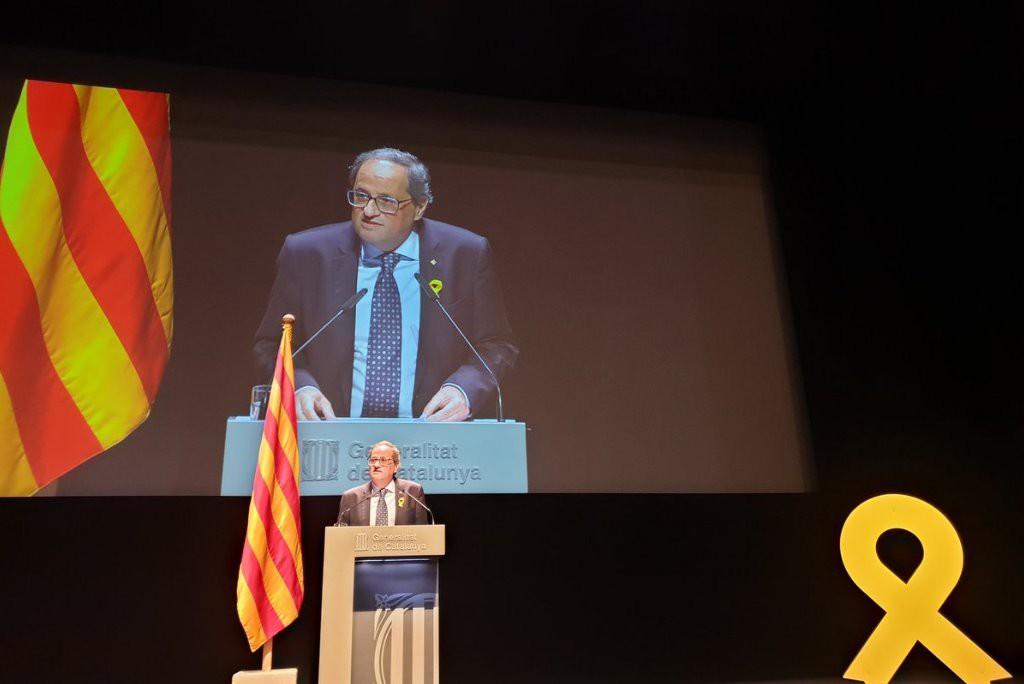 Empieza el otoño caliente en Catalunya