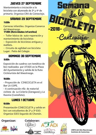 semana de la bici en cantaviella_cantavieja