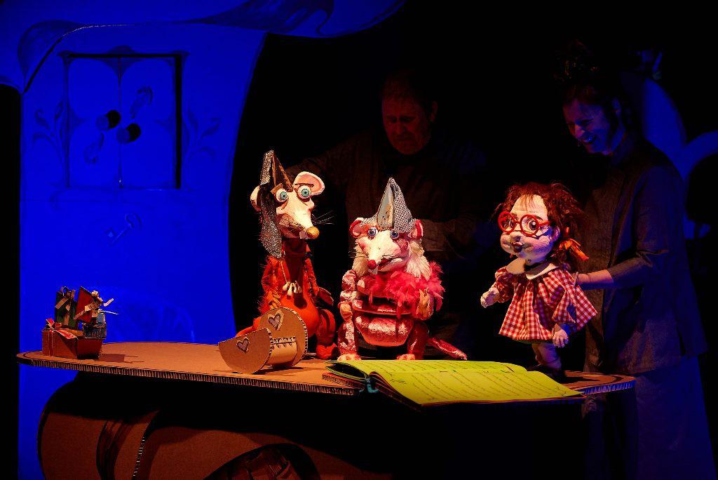 """Fin de semana de teatro infantil en el Teatro Arbolé con """"Leocadia y los ratones"""" y """"Nómadas"""""""