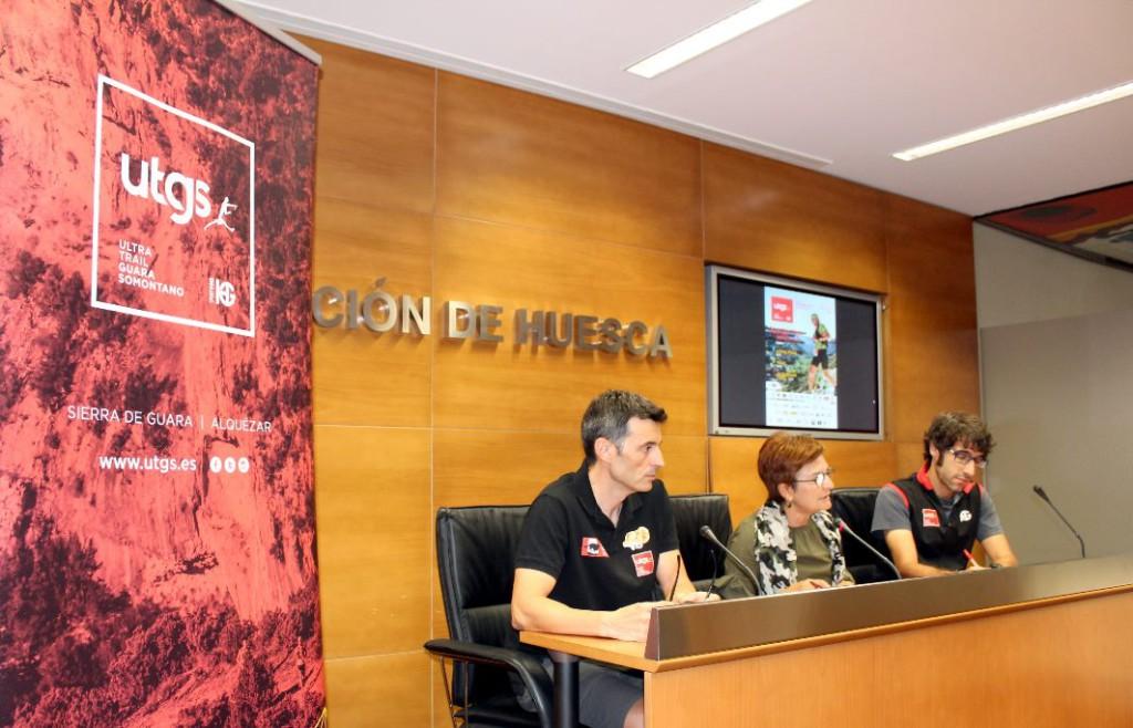 La Ultra Trail Guara Somontano aspira a ser más internacional en su décimo aniversario