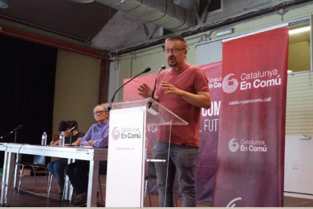 Xavier Domènech abandona todos sus cargos parlamentarios y de partido
