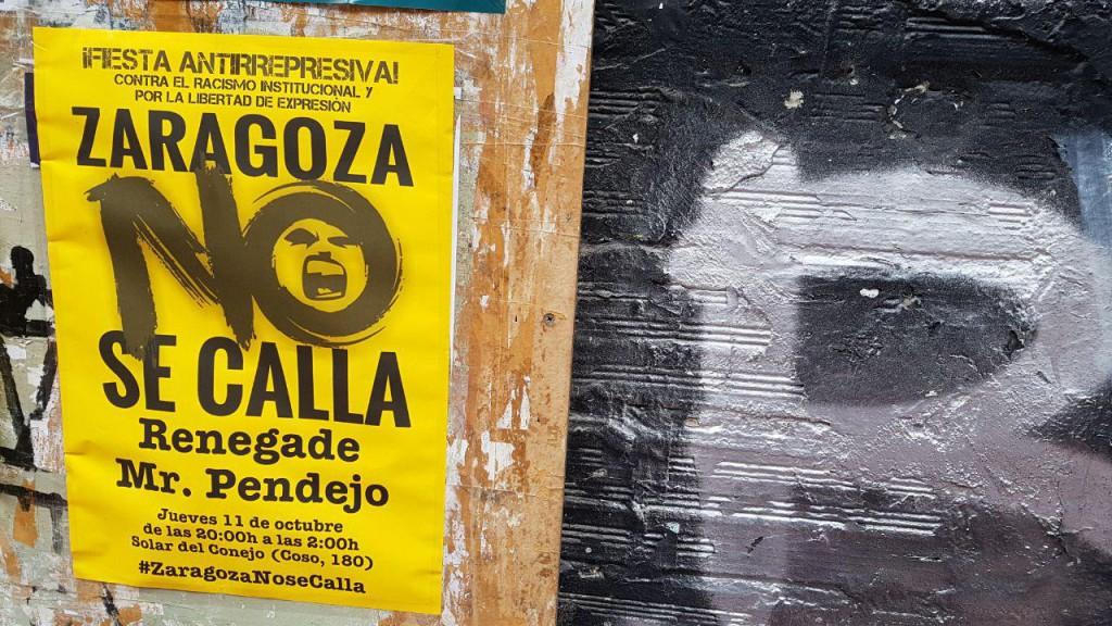 Este 11 de octubre, vuelve la Fiesta Antirrepresiva a los Pilares