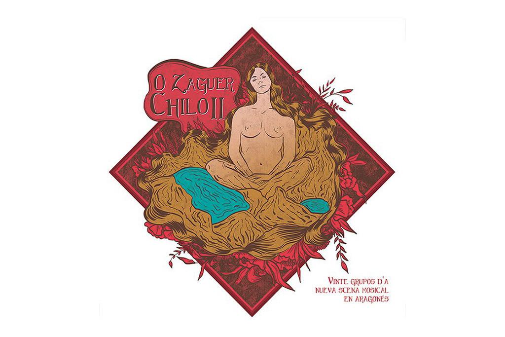 La Asociación Cultural Rebellar presenta el disco O Zaguer Chilo II en el Centro Cívico Almozara