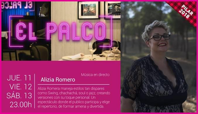 """Un concierto """"a la carta"""" diferente cada noche con Alizia Romero en las Esquinas"""