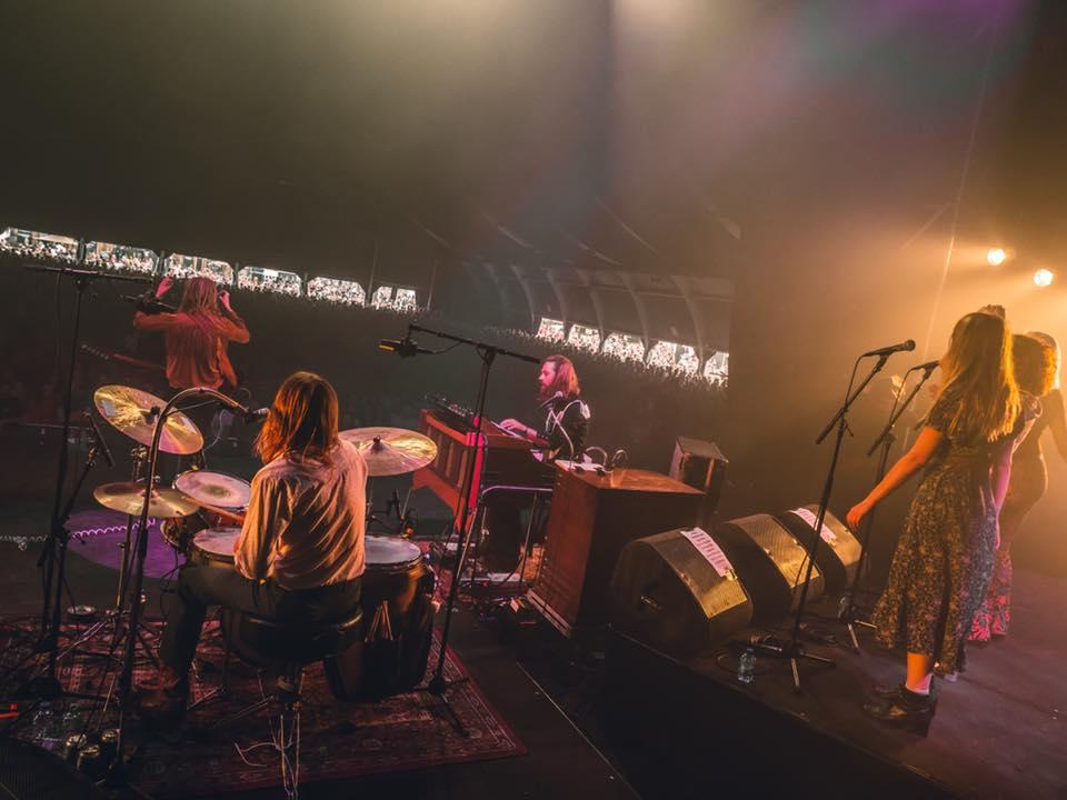 El rock psicodélico de los holandeses DeWolff y el power duo de las zaragozanas Lady Banana, este viernes en la plaza del Justicia