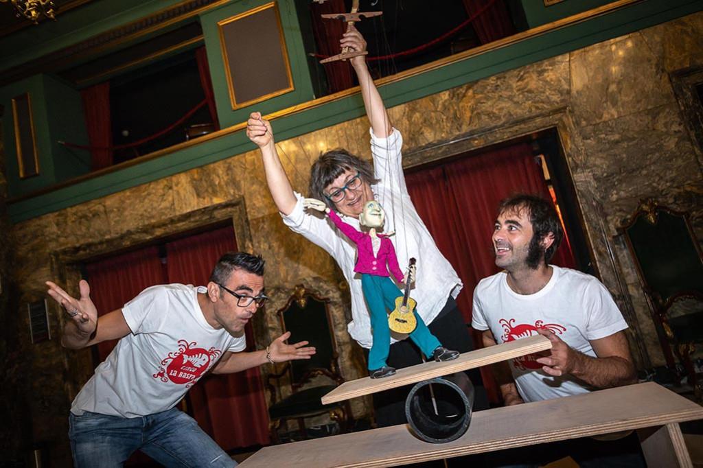 El Parque de las Marionetas celebra su 20 aniversario