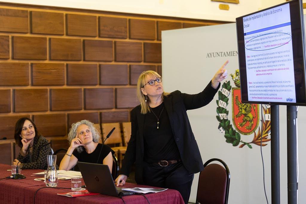 El Ayuntamiento apuesta por impulsar la economía circular en Zaragoza de la mano de entidades públicas y privadas